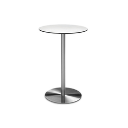 Round Bar Table | Tables mange-debout | Lourens Fisher