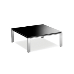 Slender Coffee Table Black | Couchtische | Lourens Fisher