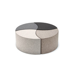 Seat cushion Posito | Poufs | HEY-SIGN