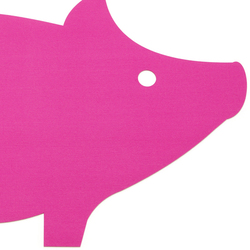 Rugs figurative, pig | Rugs / Designer rugs | HEY-SIGN