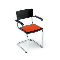 Seat cushion S 43 by Thonet | Seat cushions | HEY-SIGN