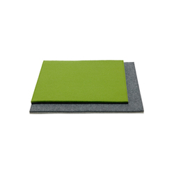 Seat cushion square, double | Cuscini per sedute | HEY-SIGN