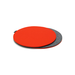 Seat cushion round, double | Cuscini per sedute | HEY-SIGN