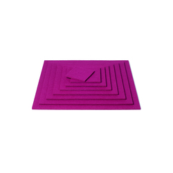 Coaster square | Dessous de plats | HEY-SIGN