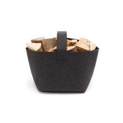 Firewood basket Standard | Storage boxes | HEY-SIGN