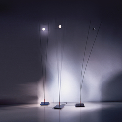 Ilios | Free-standing lights | Ingo Maurer