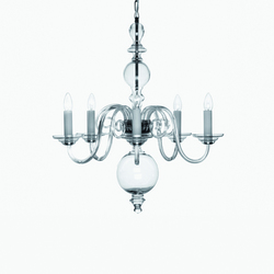 Crystal Chandelier | Ceiling suspended chandeliers | Accente