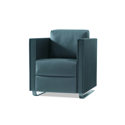 Loft Pur Swing Armchair | Lounge chairs | Accente
