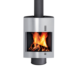 Fuga S | Wood burning stoves | Harrie Leenders