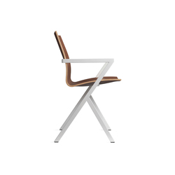 V Chair Palisander | Chaises | Lourens Fisher