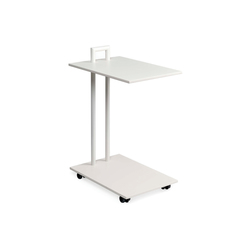 For Us White Occasional Table | Mesas auxiliares | Lourens Fisher