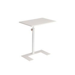 For U White Occasional Table | Mesas auxiliares | Lourens Fisher