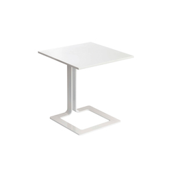 Eye to Eye White | Side tables | Lourens Fisher