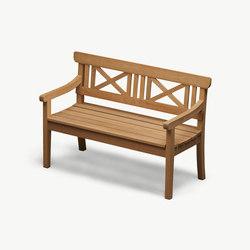 Drachmann Bench 120 | Garden benches | Skagerak