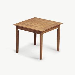Drachmann Table 86 | Tables à manger de jardin | Skagerak