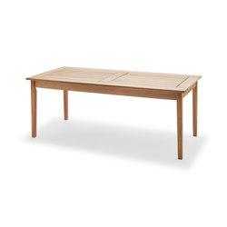 Drachmann Table 190 | Mesas comedor | Skagerak
