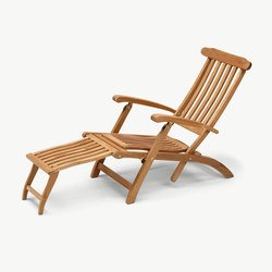 Steamer Deck Chair | Lettini giardino | Skagerak