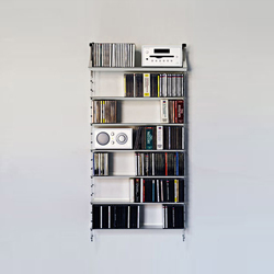 cell | CD racks | string furniture