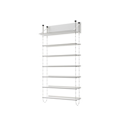 cell 110-7 | CD racks | string furniture