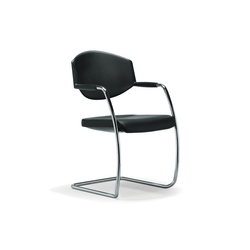 giroflex 16-6003 | Visitors chairs / Side chairs | giroflex