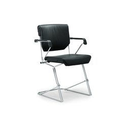giroflex 33-7202 | Visitors chairs / Side chairs | giroflex