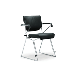giroflex 33-7208 | Visitors chairs / Side chairs | giroflex