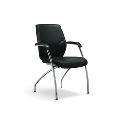 giroflex 64-9204 | Visitors chairs / Side chairs | giroflex