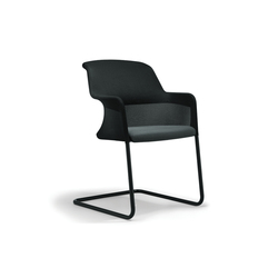 giroflex 434-7012 | Visitors chairs / Side chairs | giroflex