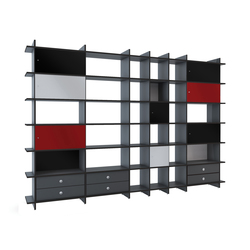 QR A-NA Shelf | Office shelving systems | OLIVER CONRAD