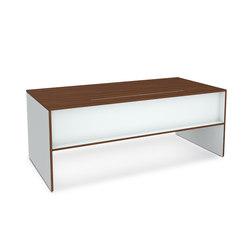 OS-F | W-NB Desk | Individual desks | OLIVER CONRAD