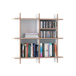 QR W-NA Shelf | Office shelving systems | OLIVER CONRAD