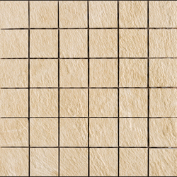 Arketipo Beige Mosaico Fliese | Keramik Mosaike | Refin