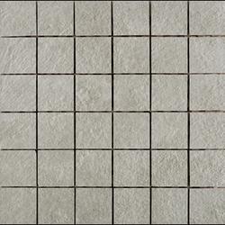 Arketipo Cenere Mosaico Fliese | Keramik Mosaike | Refin