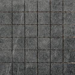 Arketipo Grafite Mosaico Piastrella | Mosaics | Refin