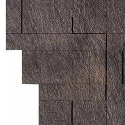 Arketipo Nero Modulo Tile | Baldosas | Refin