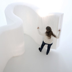 textile softwall | Architectural systems | molo