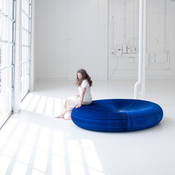 softseating lounger | Asientos isla | molo