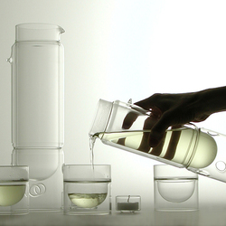 float glassware | tea lantern | Dekanter / Karaffen | molo