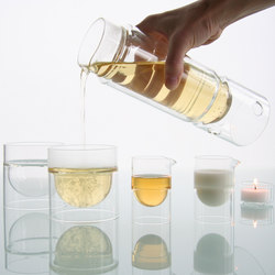 float tea lantern | Decanters | molo