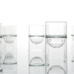 float glassware | liqueur glasses | Liqueur glasses | molo