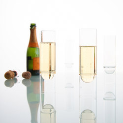 float champagne flute | Champagne glasses | molo