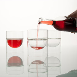 float red wine glass | Wine glasses | molo