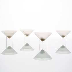 float martini glass | Glasses | molo