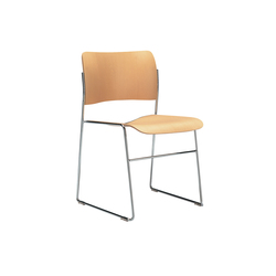 40/4 Stuhl | Visitors chairs / Side chairs | HOWE