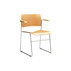 40/4 Armlehnstuhl | Visitors chairs / Side chairs | HOWE