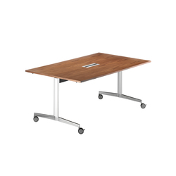 Moveo conference table | Tables polyvalentes | HOWE