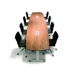 Moveo conference table | Mesas contract | HOWE