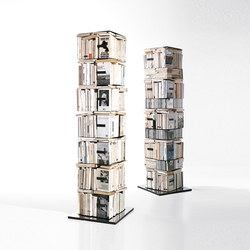 Ptolomeo X4 | Shelving systems | Opinion Ciatti