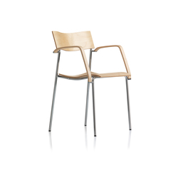 Campus Armchair | Visitors chairs / Side chairs | Lammhults