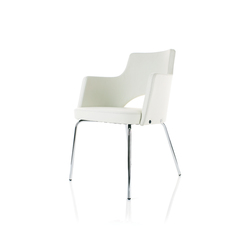 Cortina Armchair | Visitors chairs / Side chairs | Lammhults